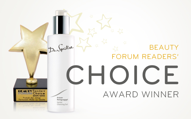 Beauty Forum Readers' Choice Award