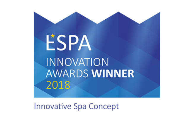 Giải thưởng ESPA Innovation Awards Winner 2018